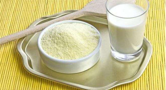 儿童羊奶粉